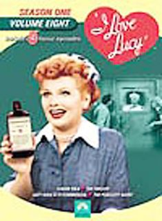 Love Lucy   Season 1 Vol. 8 DVD, 2003, Checkpoint Packaging