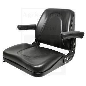 IH International New Holland Case Universal tractor seat with arms