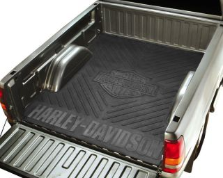 Harley Davidson Bed Mat Truck BedMat Liner Short Bed SB 5.8ft 6933HD