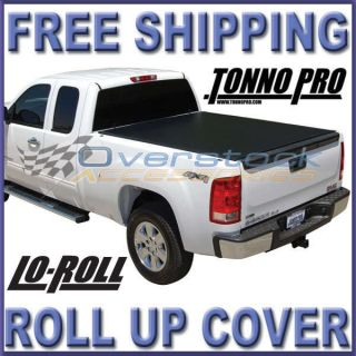 2007 2012 Toyota Tundra 6.5ft Short Bed TRI FOLD Tonneau Cover TONNO