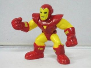 SG5 MARVEL SUPER HERO SQUAD IRON MAN MARK IV (CLASSIC VARIANT) ACTION