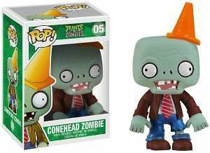 Plants Vs Zombies Set of 5 Pop Vinyl Figure by Funko
