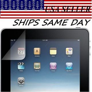 MATTE LCD SCREEN PROTECTOR COVER GUARD FOR APPLE IPAD 2 & NEW IPAD 3