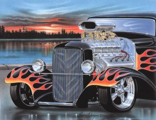 1932 ford hot rods in Other