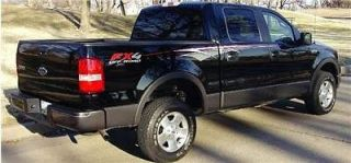 Premium Vinyl 8 Year Stripes Graphics Decals for FORD F 150 F Series