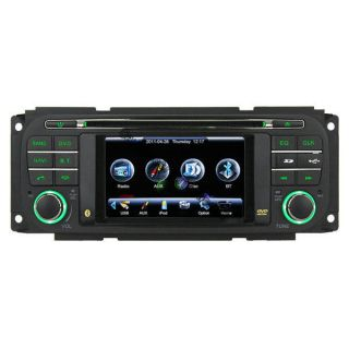 New Car DVD Player Navi GPS for Jeep Grand Cherokee Dodge Chrysler 2