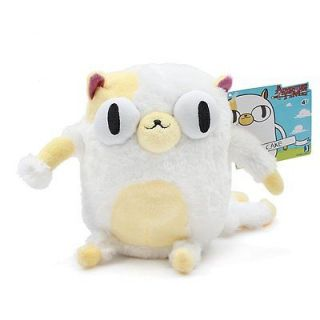 Adventure Time With Finn and Jake CAKE Plush Doll Toy Cat RARE NEW 7