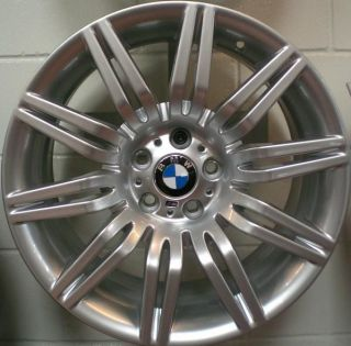 bmw double spoke wheels in Wheels, Tires & Parts