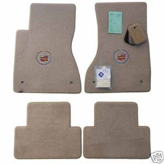 2004 2005 Cadillac CTS Floor Mats   Light Neutral (Fits Cadillac CTS