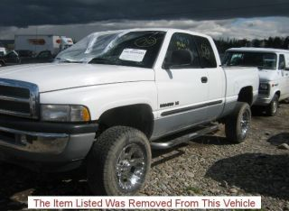 07 08 DODGE RAM Pickup 2500 6.7L 3.73 Ratio FRONT AXLE ASSEMBLY