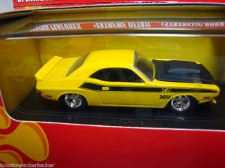 1970 DODGE CHALLENGER 100% Hot Wheels 2008 40th Anniversary Car (1
