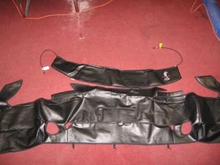 1994 Ford Mustang Cobra Front End Cover Bra ~ NEW Part #F6ZZ 19A413 B