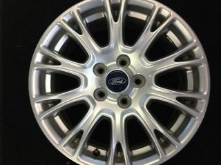 2012 FORD FOCUS ORIGINAL FACTORY WHEELS RIMS 16 #3881 TAURUS SABLE