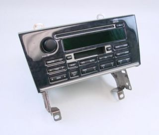 06 Lincoln LS Ford OEM Car Radio CD Cassette AM/FM Stereo Player 6W4T