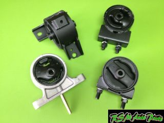 07 Suzuki Aerio Engine Motor Mount Set (4 PIECE ) (Fits 2003 Suzuki