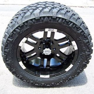 MOTOMETAL 951 WHEEL 33 NITTO TRAIL GRAPPLER TIRES TOYOTA TUNDRA 5X150