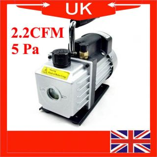 120W New 5Pa 2.2CFM AIR CONDITIONING REFRIGERATION VACUUM PUMP