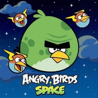 Angry Birds Space ~ Edible Image Icing Cake, CupcakeTopper