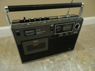 Sony CF 420 am/fm radio cassette corde​r 3bands