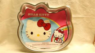 6inch Aluminum Hello Kitty Cooking Cake Pan Baking Cake tool Cake Tins