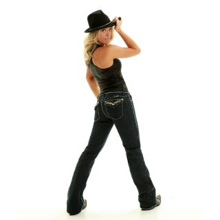 Cowgirl Tuff Girls Night Out Jeans MANY SIZES barrel racing horse