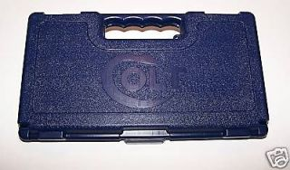 ORIGINAL COLT FIREARM FACTORY HARD CASE , NEW