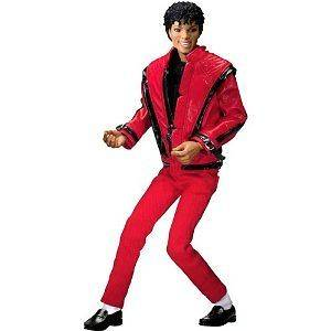 PLAYMATES TOYS MICHAEL JACKSON Thriller PV Collection Doll ACTION