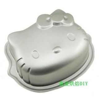 Hello Kitty Cooking Cake Pan Baking Cake tool Cake Tins Cake mold
