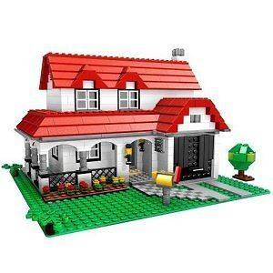 lego creator house 4956 in Creator