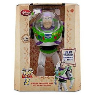 Toy Story SPANISH SPEAKING BUZZ LIGHTYEAR ACTION FIGURE