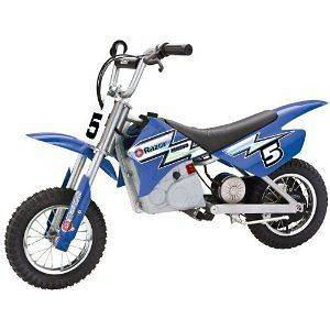 Razor MX350 Dirt Rocket Electric Motocross Bike Jump Ride Kids Boy