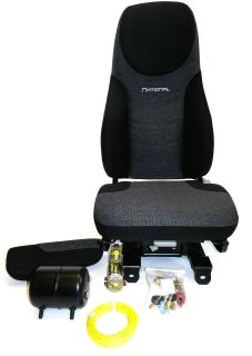 Dodge Air Ride Pickup Seat Kit includes seat arm suspension compressor