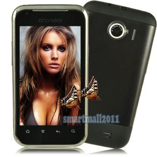 Capacitive Touch Screen Dual Sim smart Cell Phone 8MP Android4.0