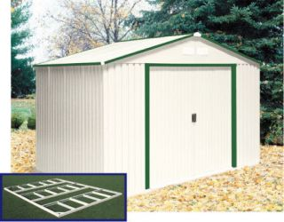 storage shed kits in Storage Sheds