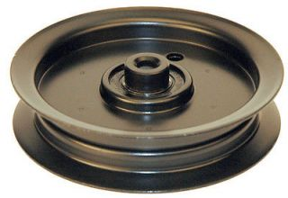 LAWN TRACTOR FLAT IDLER PULLEY FOR CUB CADET PART # 756 1229