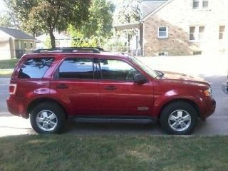 Ford  Escape XLT 2008 Ford Escape XLT Sport Utility 4 Door 2.3L