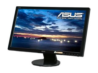 ASUS VE247H Black 23.6 Full HD HDMI LED BackLight LCD Monitor
