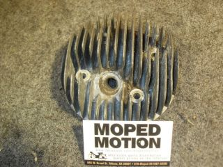 Piaggio Vespa 125cc Engine Cylinder Head @ Moped Motion