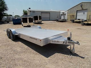 Model 3110 20FT Utility Cargo Auto Carrier ALUMINUM CAR HAULER