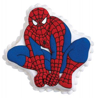 Wilton Amazing Spider Man Cake Pan NEW