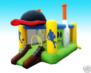 Bounceland Inflatable Bounce House All Sports Bouncer