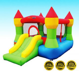 BOUNCELAND INFLATABLE JUMP CASTLE SLIDE BOUNCE HOUSE