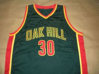 BEASLEY OAK HILL HIGH SCHOOL JERSEY GREEN NEW ANY SIZE FDL