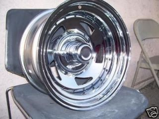 15 CHROME WHEELS CHEAP FORD VAN E1500 5x5.5