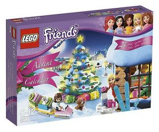 NEW Lego Friends ADVENT CALENDAR 3316   24 days of Lego building fun
