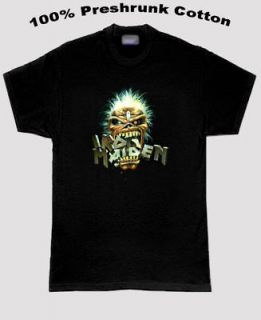 iron maiden 4xl in Clothing,