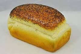 Poppy Seed Bread Loaf ~ Realistic Fake Food ~ Fun Kitchen Table Bakery