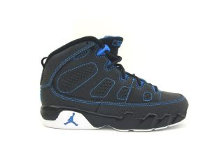 Kids (PS) Air Jordan IX 9 Retro Black/Photo Blue/White 401811 007