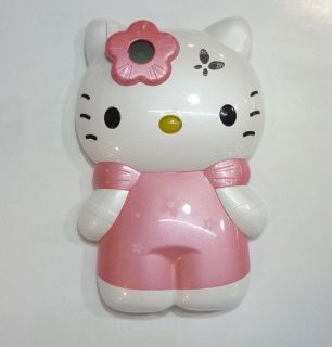 Unlocked Quad Band Touch screen TV Dual sim hello kitty cell phone
