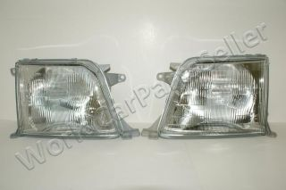 1997 1999 TOYOTA Land Cruiser Prado FJ90 LJ95 HeadLights Front Lamps